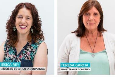 La Comunicación Pública y el Ministerio de Gobierno estarán a cargo de dos Rey y García