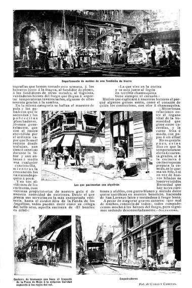 """Cómo se vivió la """"semana de fuego"""" que dejó más de 350 muertos en Buenos Aires, narrada por Caras y Caretas"""