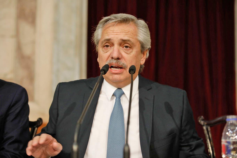 Las tres batallas que propuso Alberto Fernández para su Gobierno