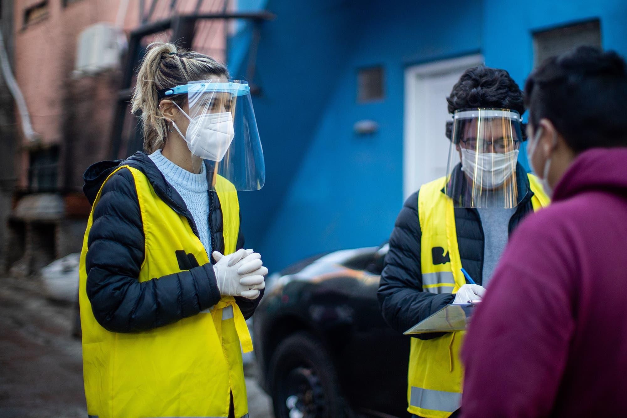 Coronavirus: confirman 21 muertes y 1208 nuevos casos en las últimas 24 horas