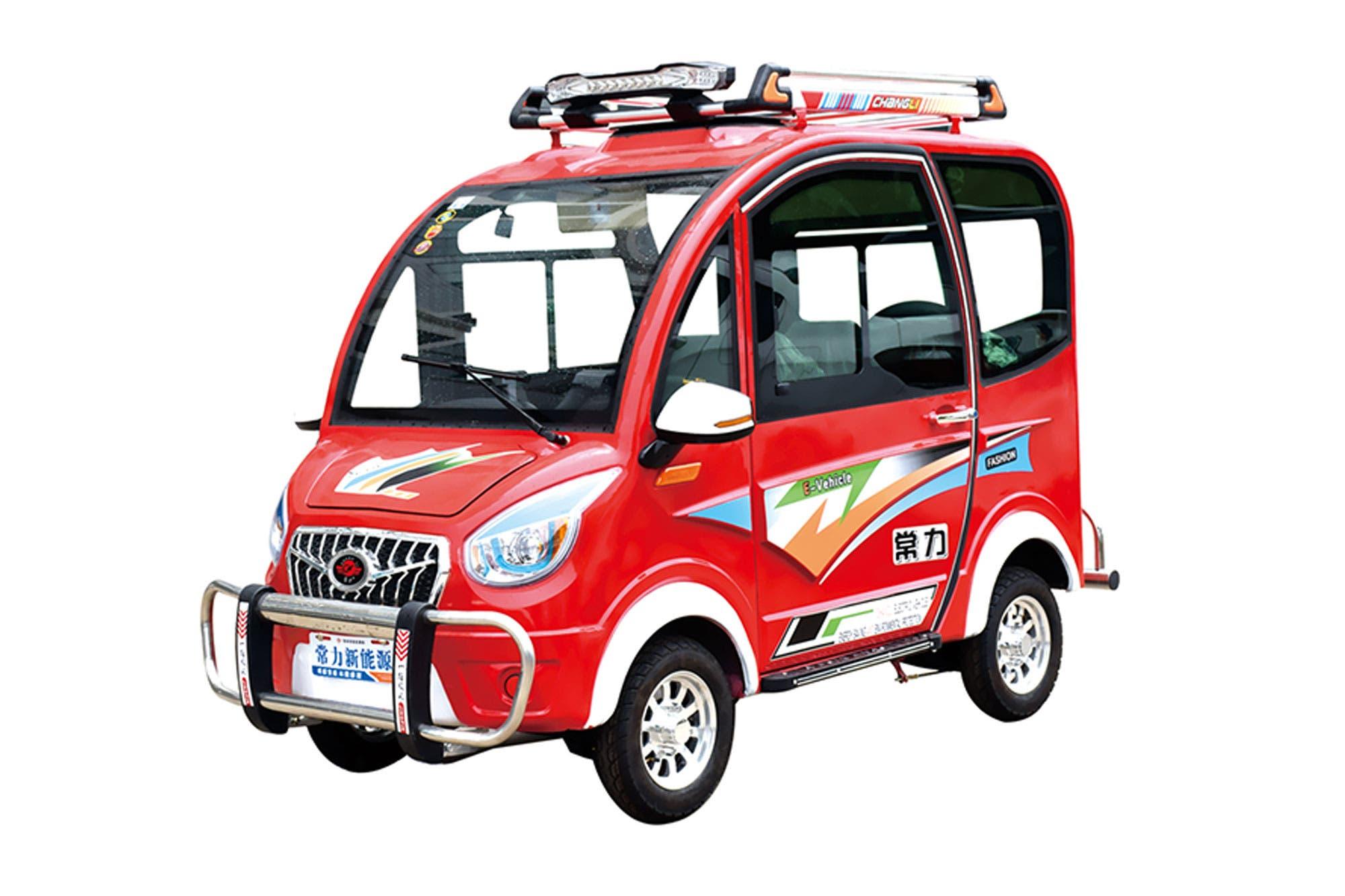 A la venta por 930 dólares: así es Chang Li, el auto eléctrico chino más barato del mundo
