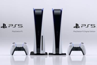 La PlayStation 5 estar disponible en dos versiones con y sin lectora de Blu-ray