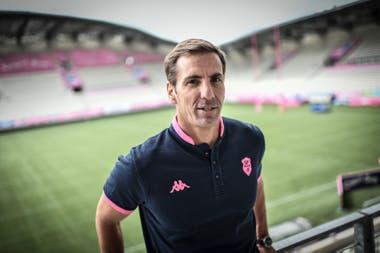 Quesada regresó a Francia para dirigir a uno de los principales del Top 14