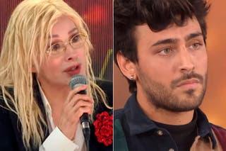 Cantando 2020 Con Sus Criticas Nacha Guevara Hizo Llorar A Lizardo Ponce La Nacion
