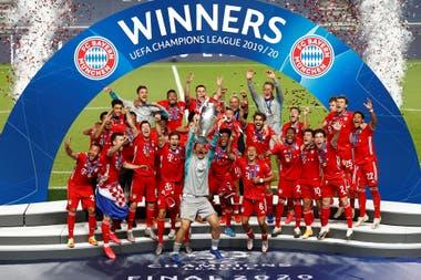 Bayern Munich, campeón de la Champions League