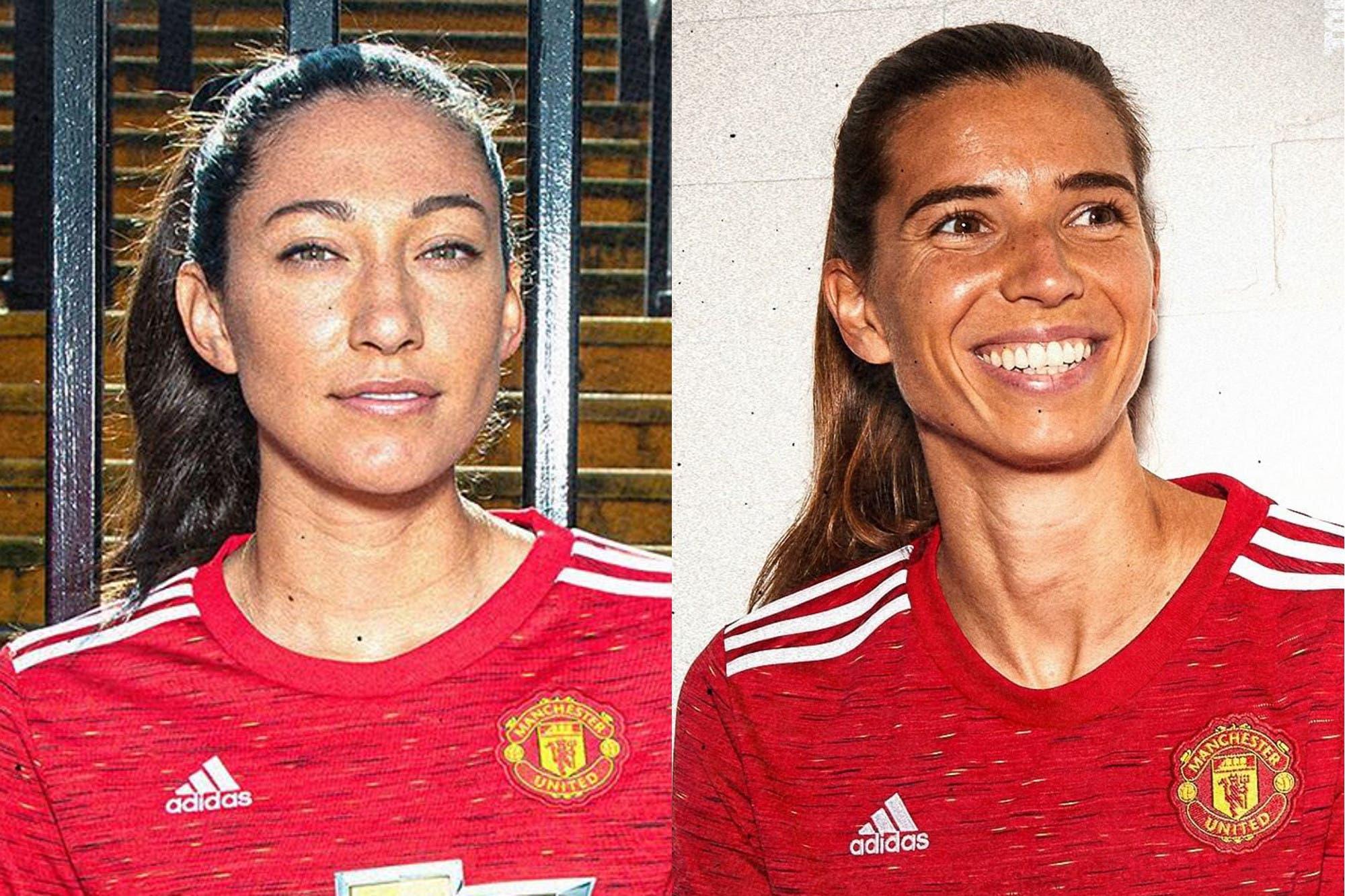 Manchester United: dos jugadoras vendieron más camisetas que todo el equipo de varones