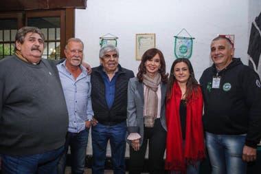 En 2018, después de siete años de distanciamiento, se dio la reconciliación entre Moyano y Cristina Kirchner