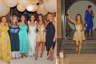 Kim Kardashian le pagó el viaje a todos sus invitados, hicieron la cuarentena en la isla privada y después disfrutaron del cumpleaños en la playa