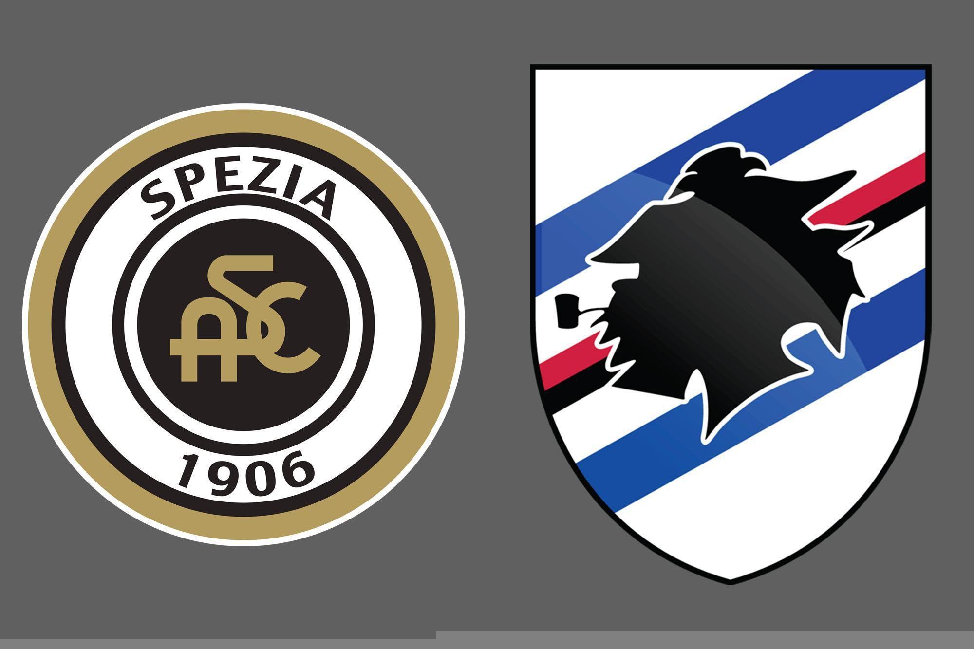 Serie A de Italia: Spezia venció por 2-1 a Sampdoria como local