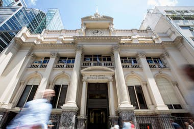 El martes el Banco Central enfrenta un vencimiento de $671.875 millones en Lebacs.