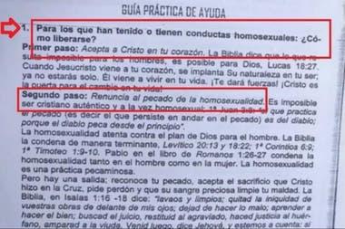Un Colegio De Paraná Preparó Una Guía Donde Señala Que La