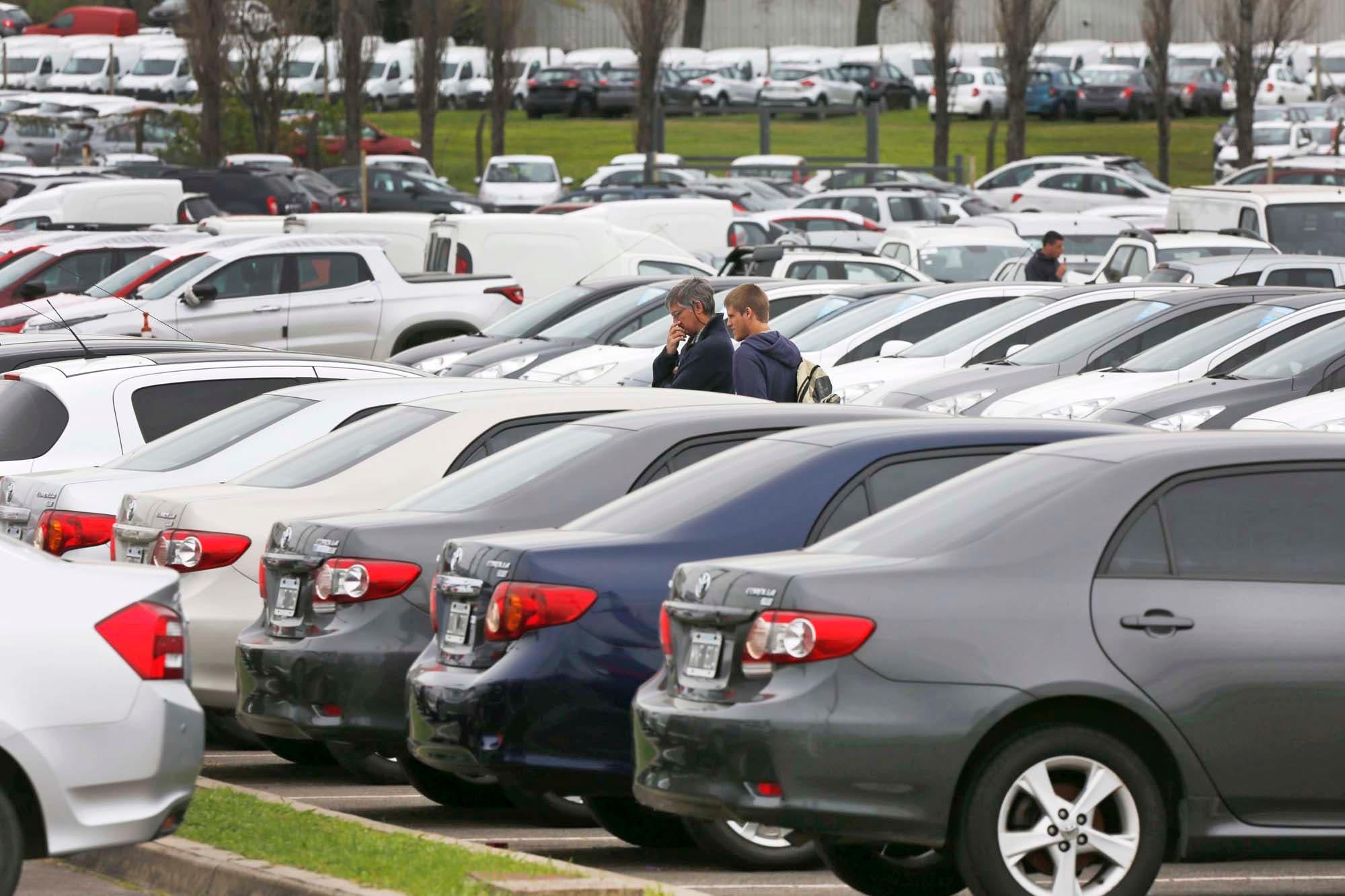 Consumo. El plan que las terminales llevan al Gobierno para vender más autos