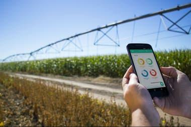 Kilimo recomienda el riego más eficiente para cultivos extensivos mediante modelos matemáticos y procesamiento de big data para reducir los costos