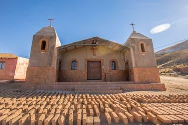 La Iglesia de la Comunidad Olaroz