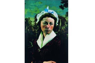 Con ayuda de maquillaje y prótesis, Sherman se puso incluso en la piel de personajes pintados por grandes maestros del arte universal