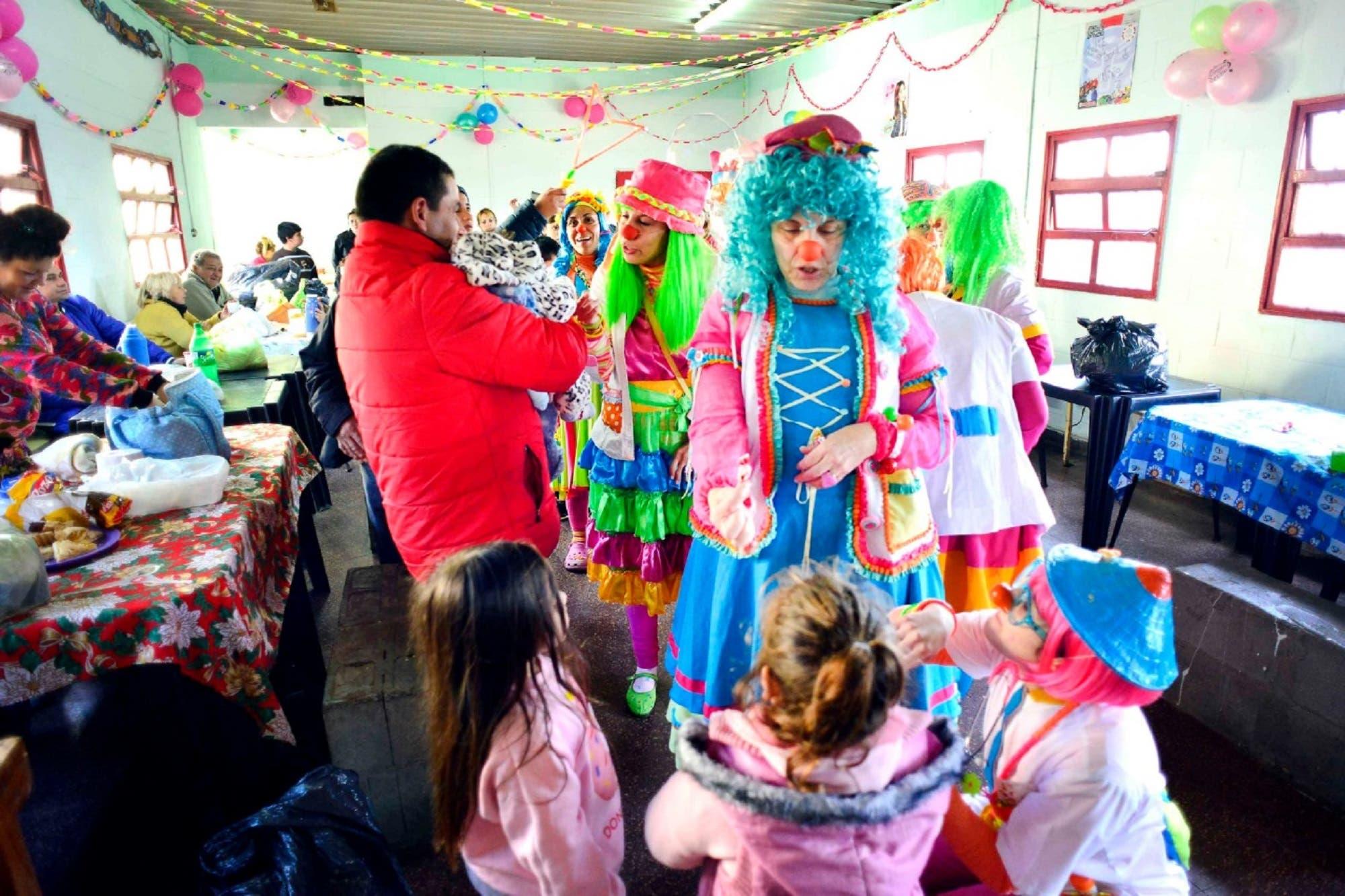 Actividades por el Día del Niño en las cárceles bonaerenses