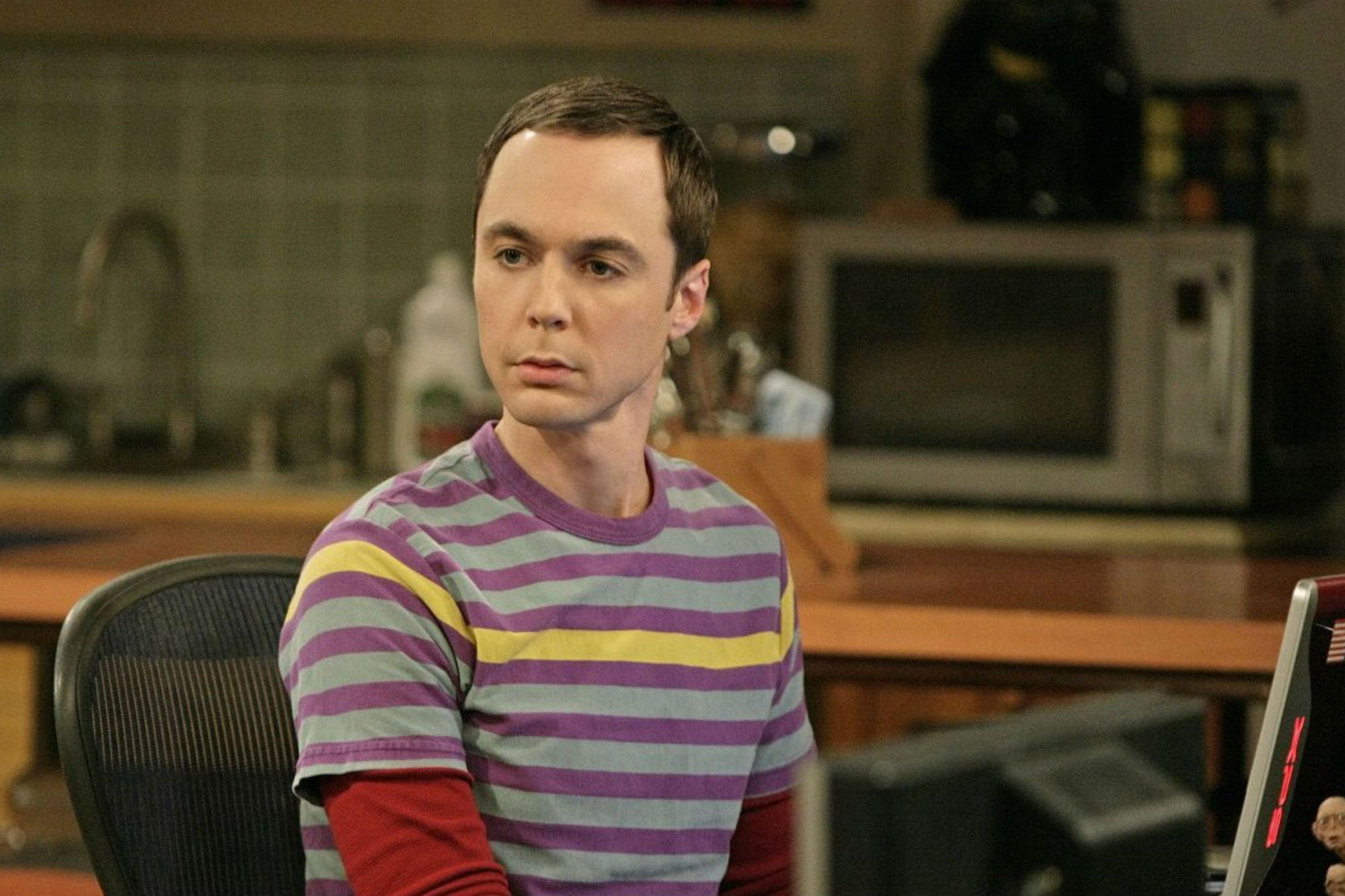 Jim Parsons y un emotivo adiós a The Big Bang Theory