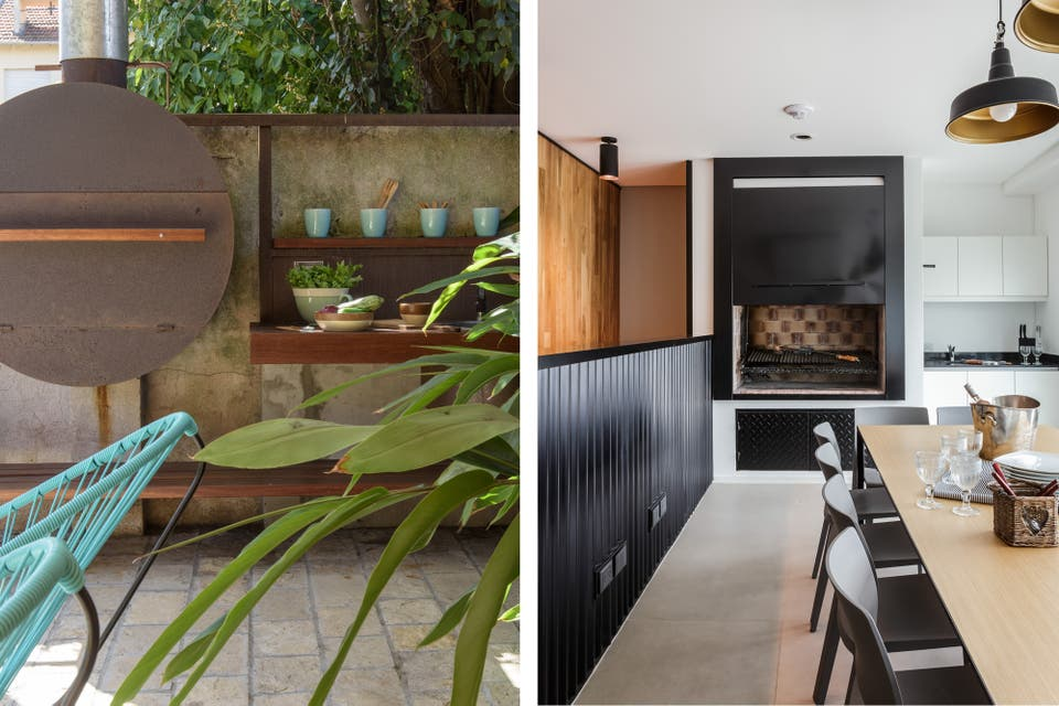 Patio Quincho O Terraza 11 Ideas De Parrillas Para Tu Casa