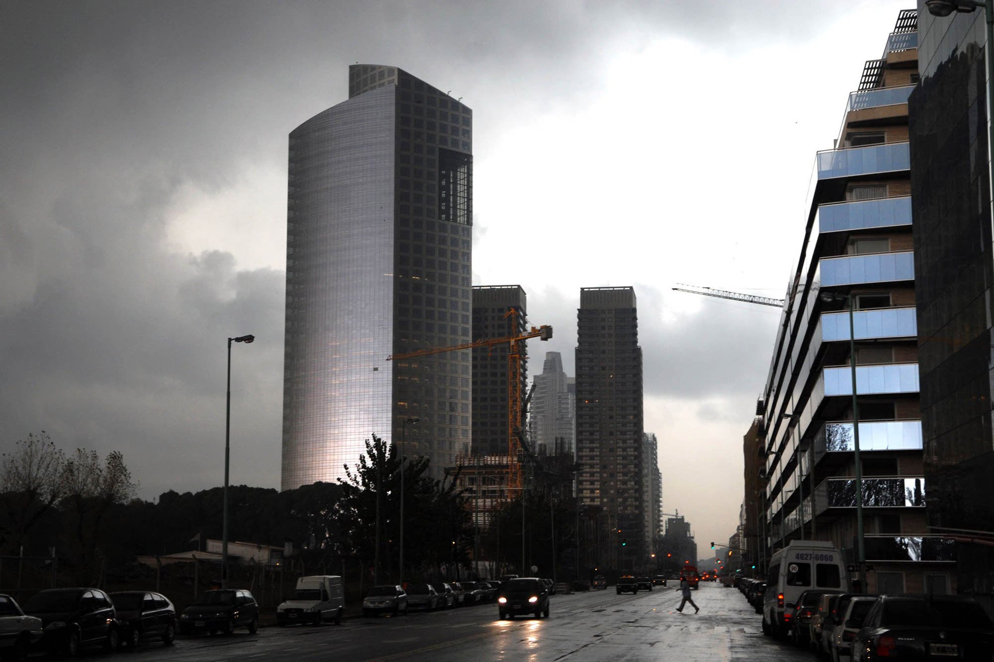 Alerta meteorológica en la Ciudad y la Provincia por tormentas fuertes