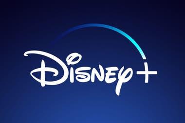 El logo de la nueva plataforma de Disney, que competirá con la propuesta de Netflix