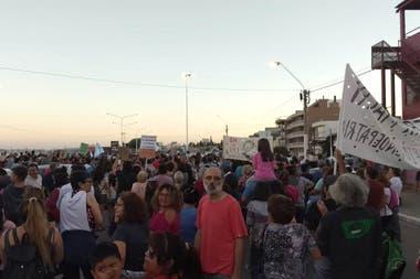 Macri Cierra Su Gira Patagónica En Puerto Madryn Tras Una Noche De