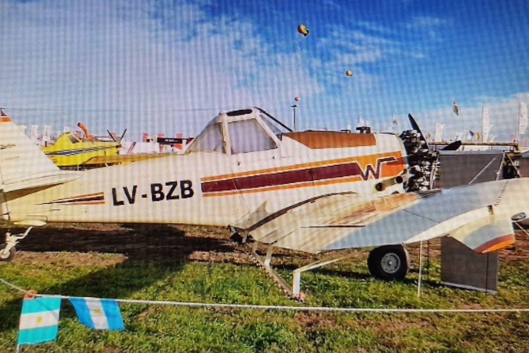 San Luis: encontraron una avioneta fumigadora que había desaparecido ayer