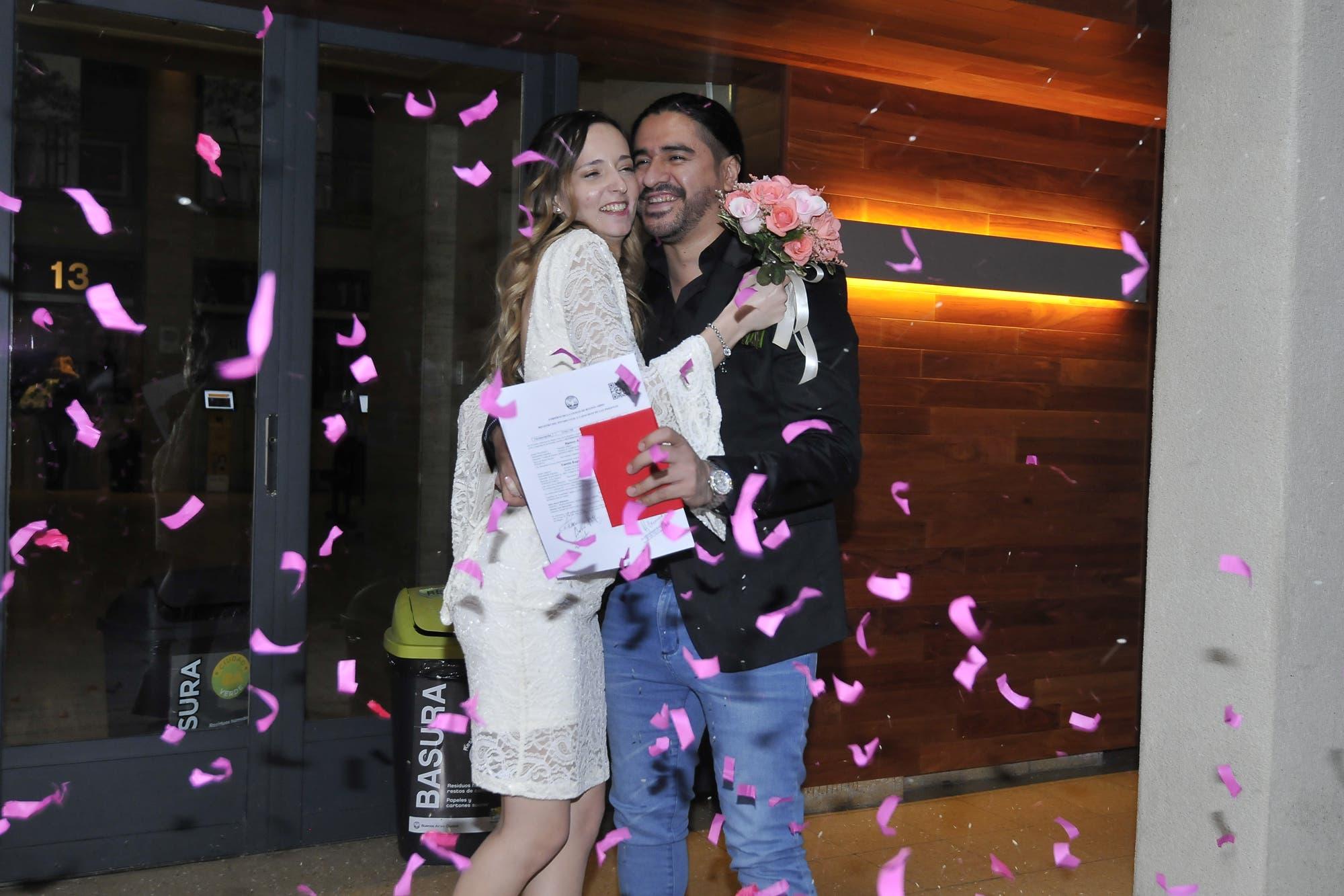 """Ariel Puchetta se casó y va a ser papá por segunda vez: """"Se dio todo muy rápido"""""""