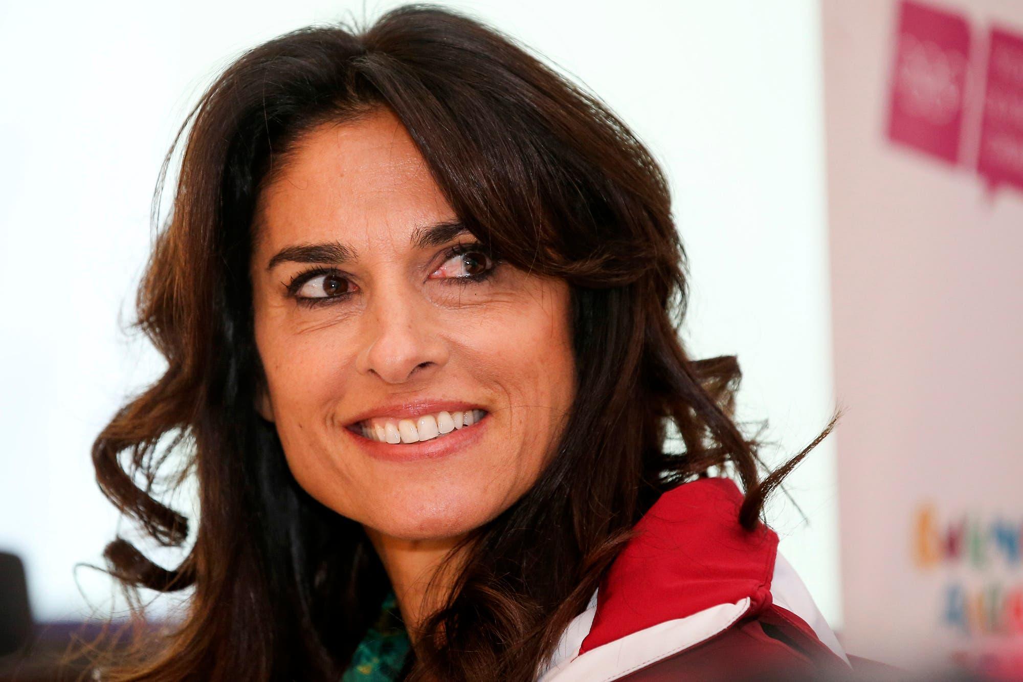 Gabriela Sabatini brilla en París: hoy recibe la máxima distinción de la Federación Internacional de Tenis