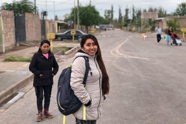 Griselda rescata con orgullo el enorme esfuerzo que sus padres hicieron para darles lo mejor