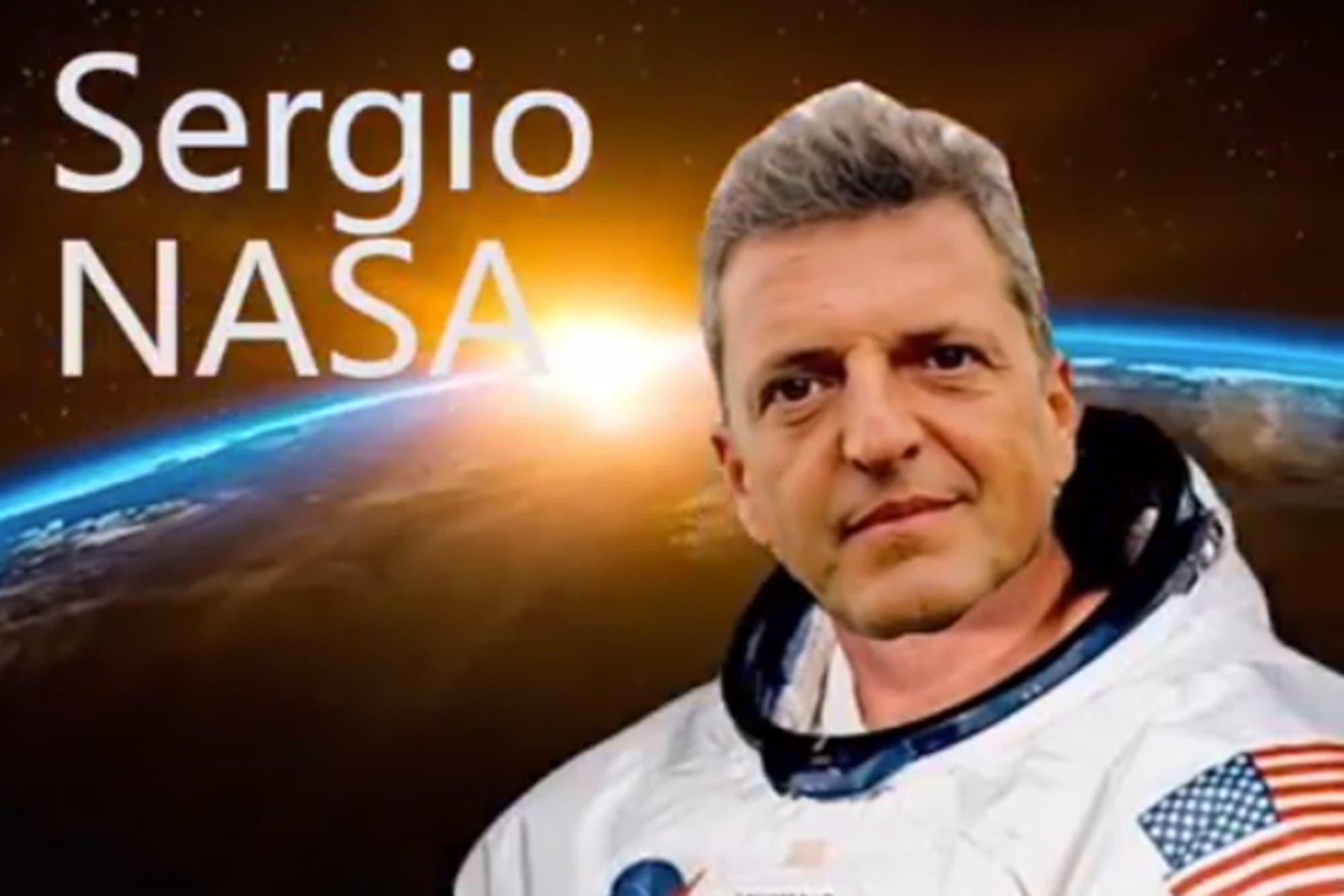 Después de la canción de Del Caño, salió el trap de Sergio Massa