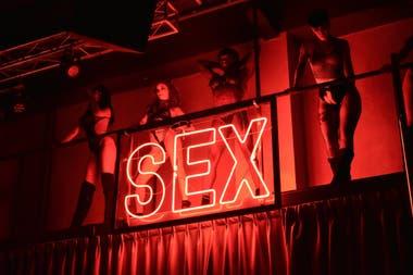Sex, de José Maria Muscari