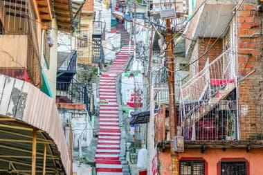 Latinoamérica profunda y altura en Cali