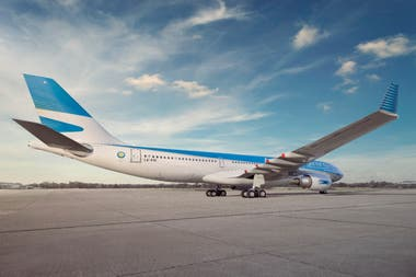 Se estima que el proceso de fusión entre Aerolíneas Argentinas y Austral culminará hacia fin de año