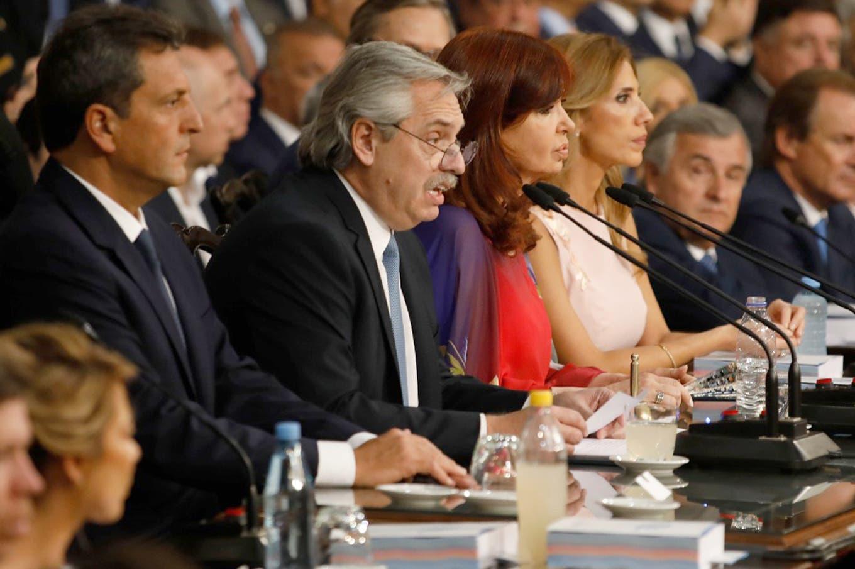 Alberto Fernández anunció el envío de un proyecto de ley para endurecer las sanciones por pesca ilegal en ZEE