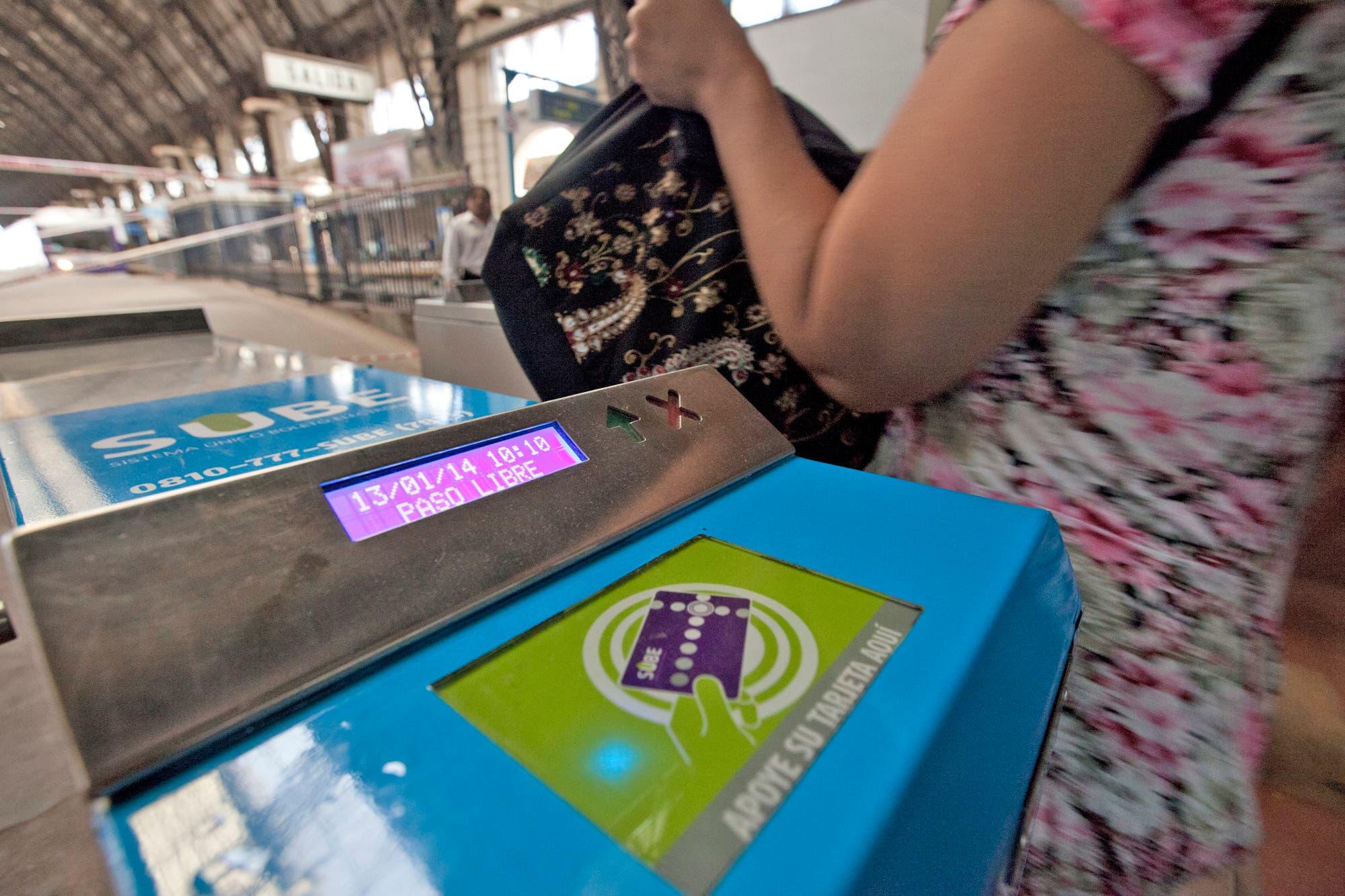 Coronavirus: la tarjeta SUBE será habilitada solo para personas exceptuadas del aislamiento