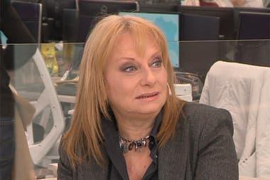 Miriam Lewin, defensora del Público