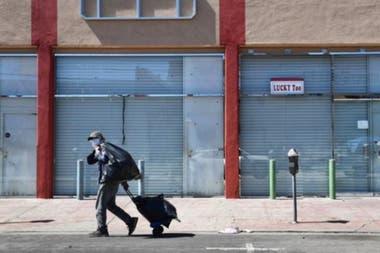 El declive económico y desempleo en EE.UU. puede avanzan a niveles desconocidos en décadas