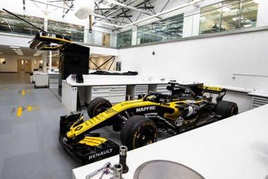 Renault despedirá a 15.000 empleados en el mundo, pero su equipo de Fórmula 1 está a salvo... por ahora.