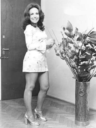 María Concepción César y sus legendarias piernas