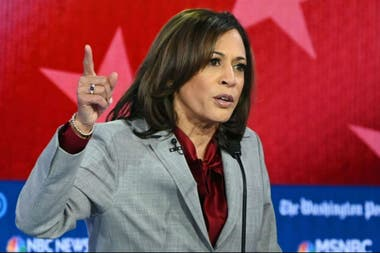 Kamala Harris, la elegida de Joe Biden