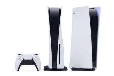 La PlayStation 5 se vende en dos versiones, con y sin lectora de Blu-ray, por 499 y 399 dólares, respectivamente (el precio internacional)