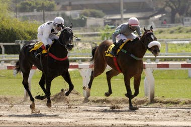 Infartame se adelantó a Lace and Pearls en el Juvenile Fillies