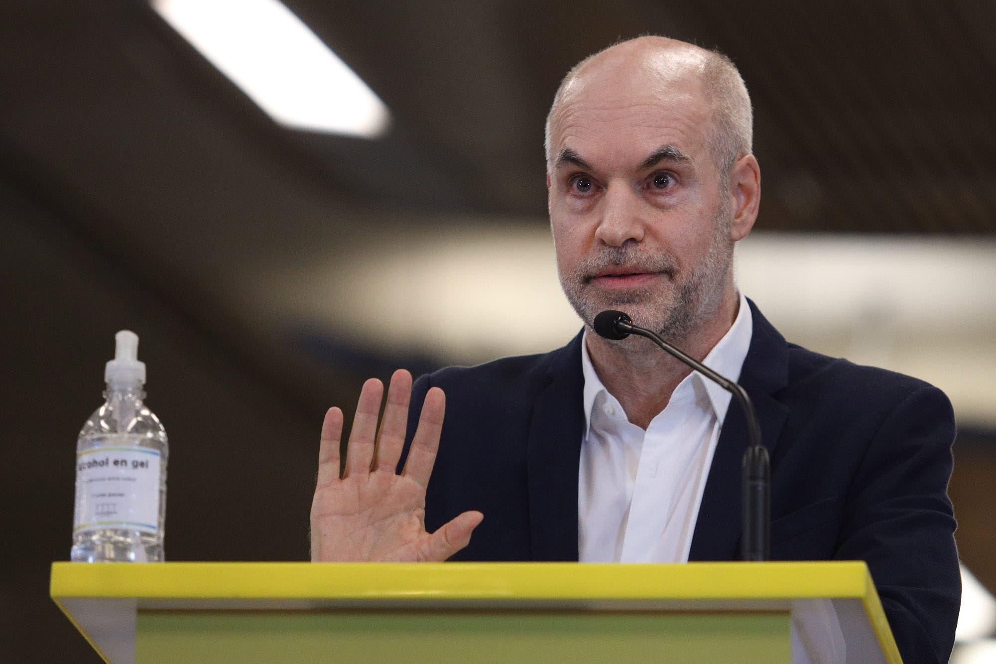 Senado: el kirchnerismo acelera y trata mañana el recorte de fondos a Larreta