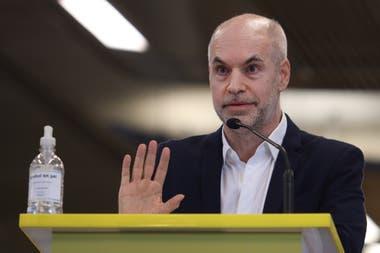 Horacio Rodríguez Larreta recurrió a la Corte por la quita de fondos de la coparticipación