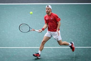 En un año inusual por la pandemia, Schwartzman construyó la mejor temporada de su carrera: entró en el Top 10, venció a Nadal, fue semifinalista de Roland Garros y entró en el Masters.