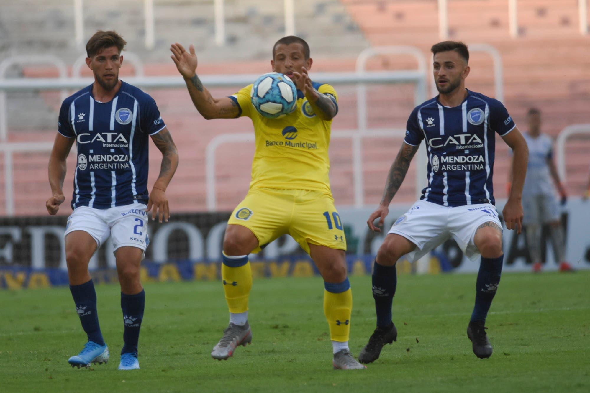 Rosario Central - Godoy Cruz: horario, TV y formaciones del partido por la Copa de la Liga 2021