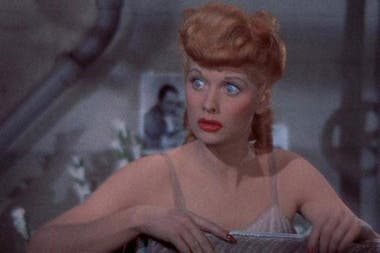 Lucille Ball, en Easy to Wed (1946)