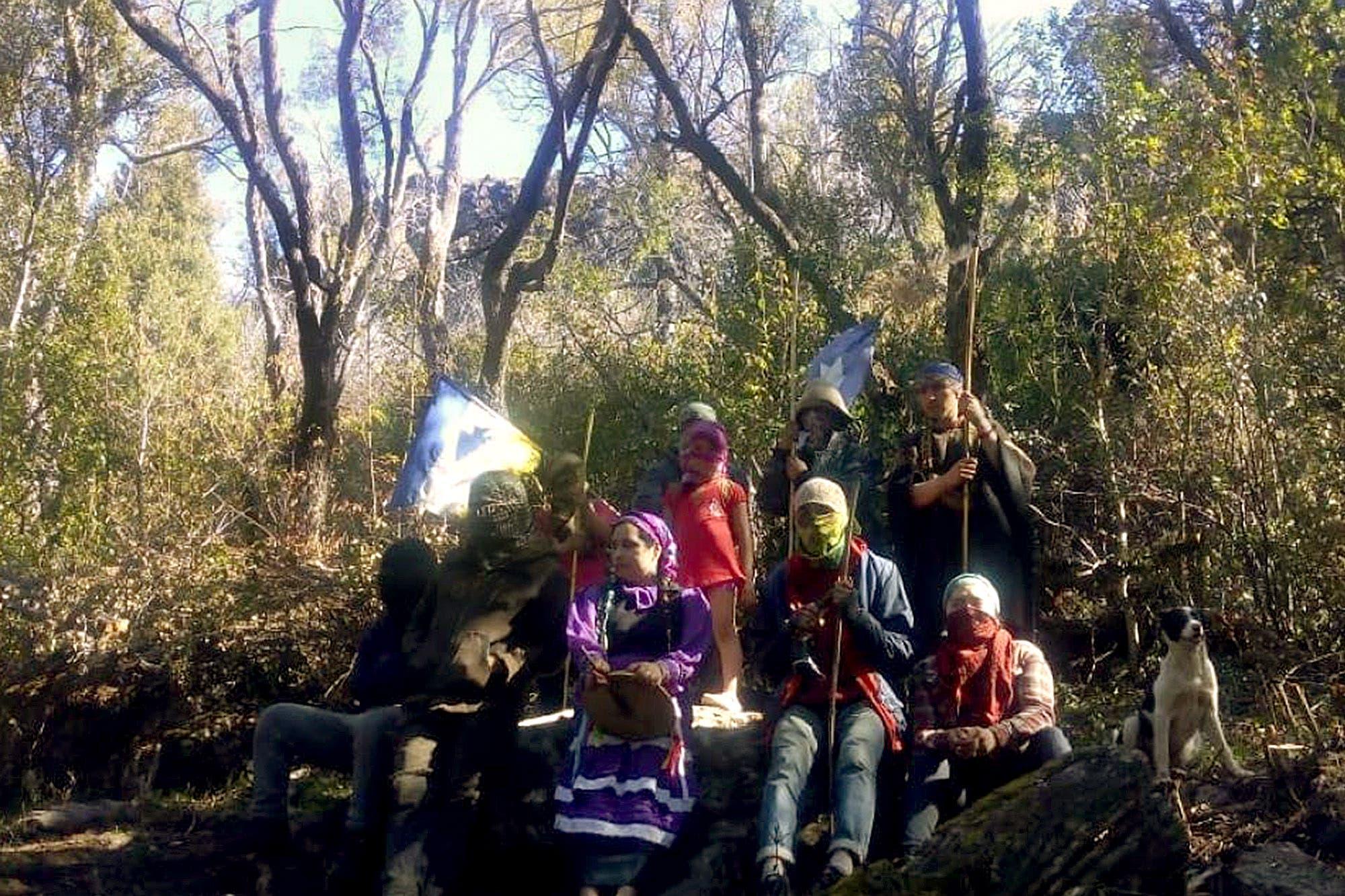 Conflicto mapuche: crece la preocupación por el avance de grupos violentos que ocuparon tierras del Parque Nacional Los Alerces
