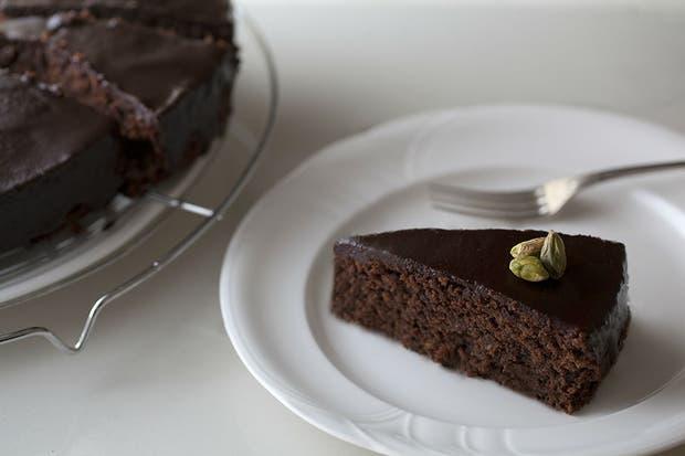 Receta de Budín Cuatro Cuartos de chocolate