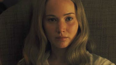 Jennifer Lawrence en Madre!